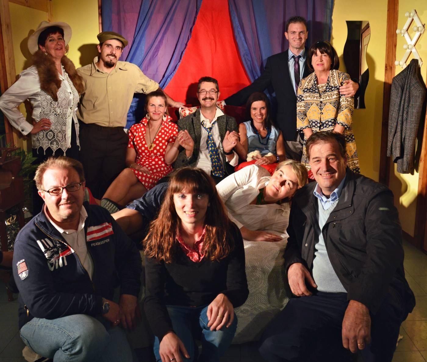 """Sovramonte - Compagnia """"Fon Teatro"""" in """"Una Chiave per Due"""""""