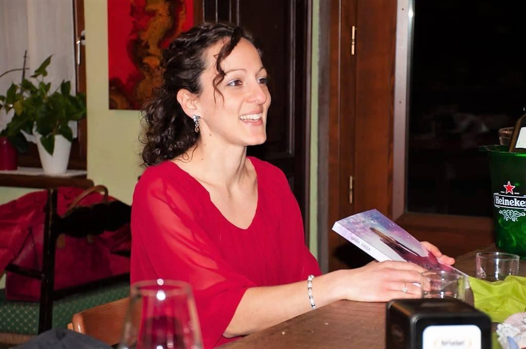 """Sara Pasa presenta il suo libro """"Al di là dell'aurora"""" a Sedico"""