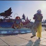 Carnevale Santa Giustina - 1989 - Volare