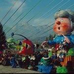 Carnevale di S. Giustina - 1993 - Tele Menona