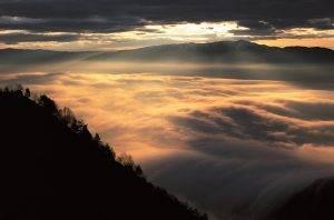 Visentin preso dal Col Bosch Nero (Monti del Sole)