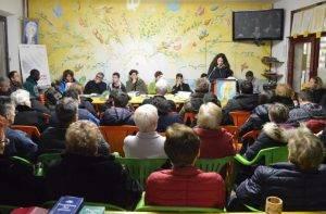 Momenti di comunità a Villa San Francesco (Pedavena)