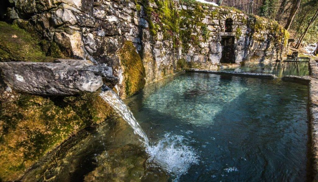 La fontana di Stabie - Borgo Valbelluna